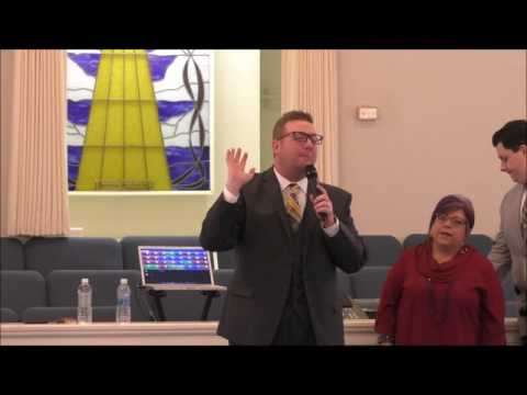 Live Southern Gospel Music – The Perrys Quartet In Concert