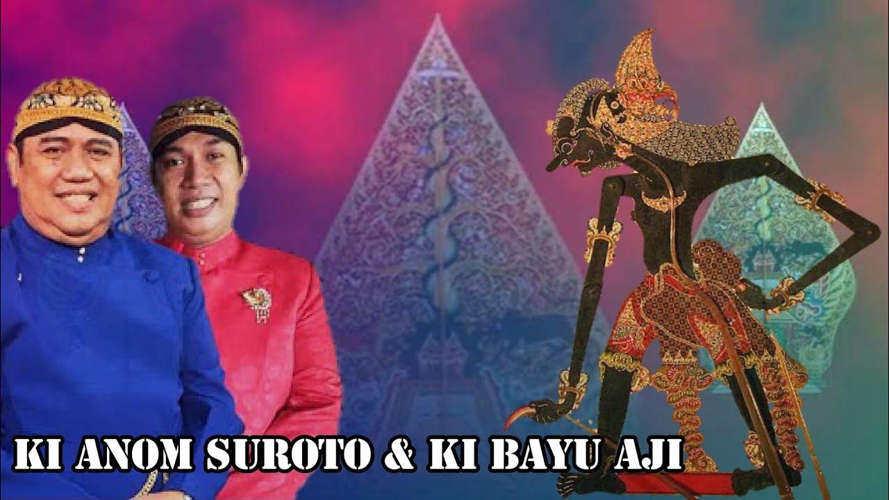 Download Ki Anom Suroto & Ki MPP Bayu Aji #wayangkulit Full Movie Lakon Babat Wanamarta