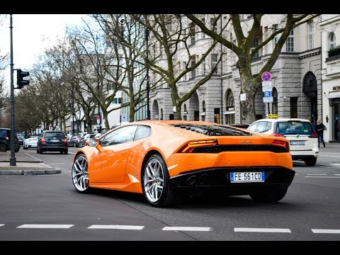 Best of Supercars Sounds in Berlin