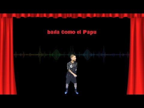 KARAOKE - BAILA COMO EL PAPU - GLI AUTOGOL feat. PAPU GOMEZ