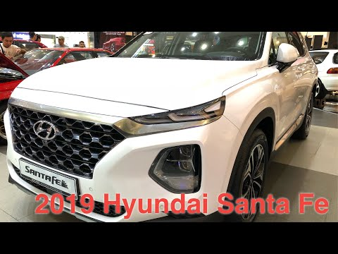 ALL NEW 2019 HYUNDAI SANTA FE || FULL TOUR REVIEW