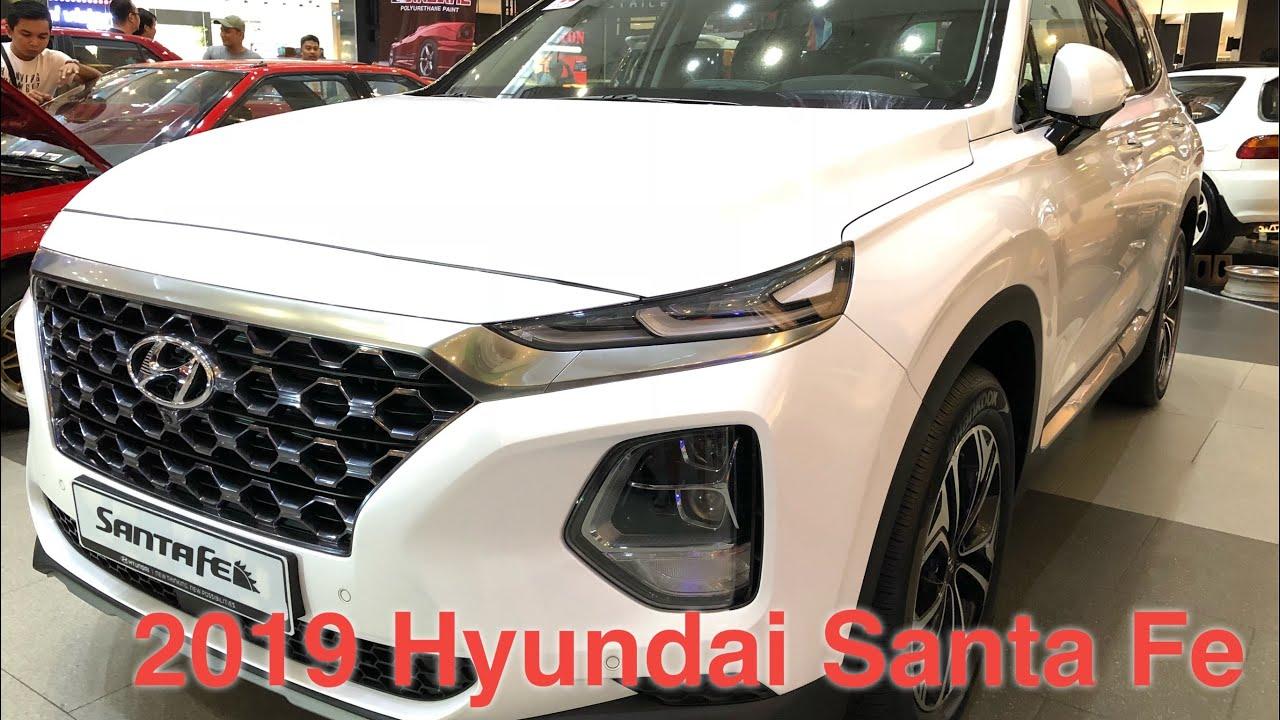 All New 2019 Hyundai Santa Fe Full Tour Review