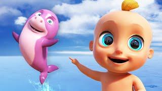 Tubarão Bebê (Baby Shark)  - LooLoo Kids Português - Músicas Infantis