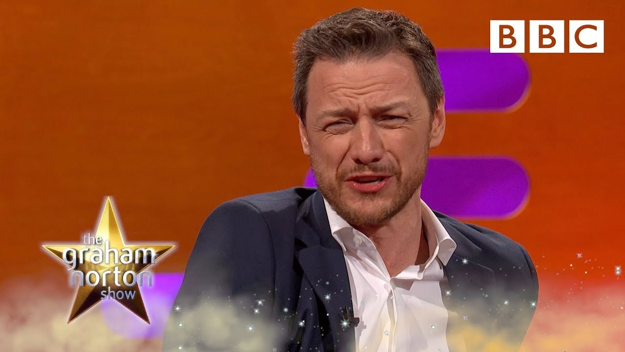 Why James McAvoy shaved his balls… ⚽⚽😳 - BBC #1