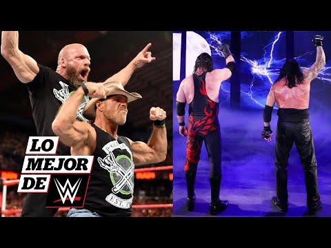 ¡Regresan Los Hermanos de la Destrucción & D-Generation X!: Lo Mejor de WWE