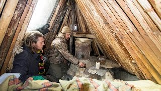 Bush Camp Long Term Winter Survival Shelter Course thumbnail
