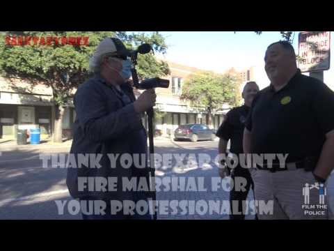100th VIDEO..GEO Detention Facility-1st Amendment Audit
