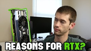 Reasons Upgrading to the RTX 2080 or 2080 Ti Might Make Sense for You