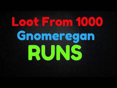 Loot From 1000x Gnomeregan Runs (Contest Winners) - World of Warcraft