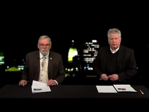 Legislative Updates with John Barker #19 (filmed 030218)