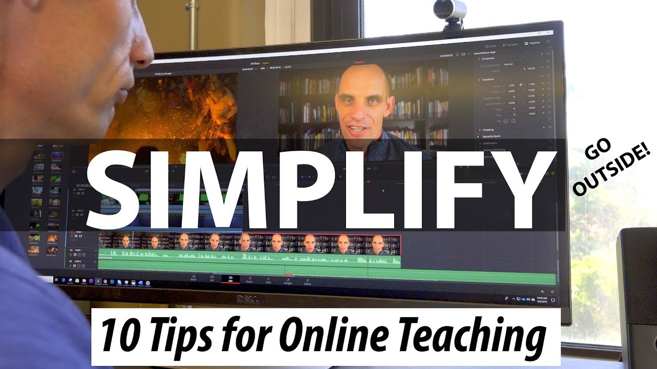 Tips on Online Teaching!