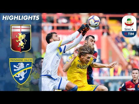 Genoa 0-0 Frosinone   Ten-Man Frosinone Earn a Hard Fought Point   Serie A