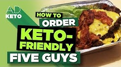 How to Order Keto-Friendly Five Guys!