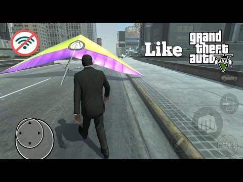 Top 10 Games Like GTA 5 For Android 2020 HD OFFLINE