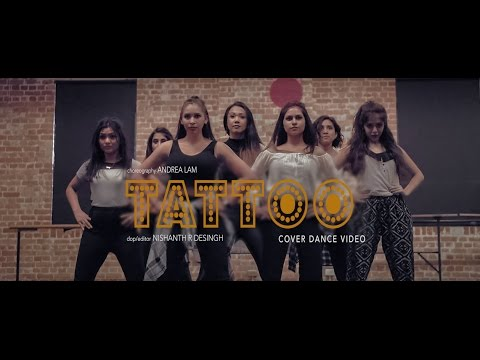 'Tattoo' | ABCD 2 Cover Dance Video | Dance Masala