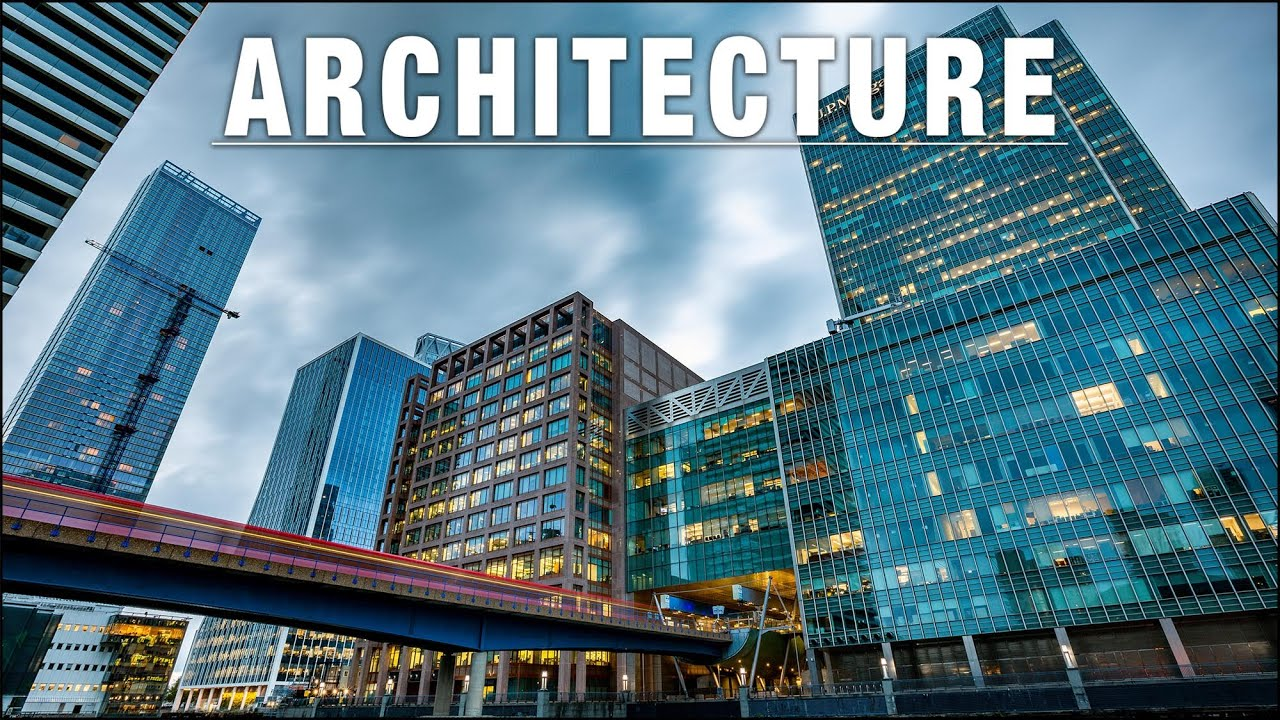 Photographing Architecture