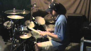 Three Strange Days School Of Fish Drum Cover