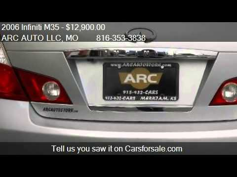 2006 Infiniti M35 35 Luxury For In Kansas City Mo 64