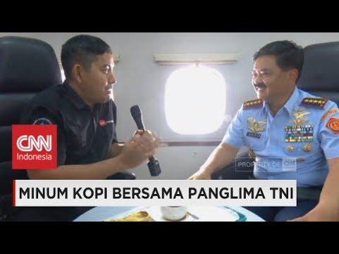 Empat Mata! 15.500 Kaki di Udara, Ngopi Bareng Panglima TNI Hadi Tjahjanto