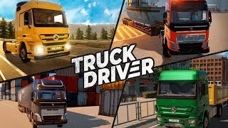 TRUCK DRIVER - LIVE - PC GAME - PS4 - XBOX ONE / Видео