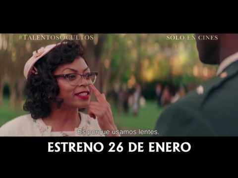 TALENTOS OCULTOS   Estreno en Centro América: 26 de enero   Solo en cines