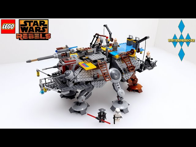 Lego Star Wars - 75157 Captain Rex's AT-TE - Rebels