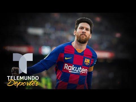 El póker al Eibar con el que Messi hace historia en el Barcelona | Telemundo Deportes