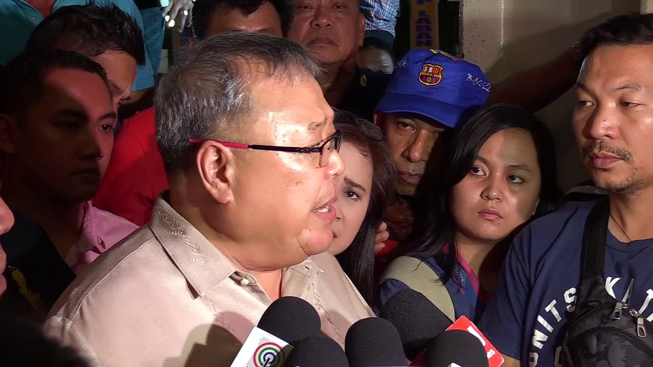 PDP Laban's 'genuine party members' elect new execs; Bong Go is auditor