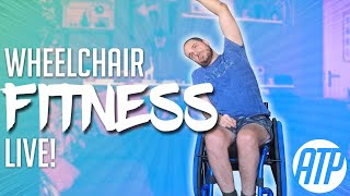 Wheelchair Fitness Live Sunday 2nd August 2020