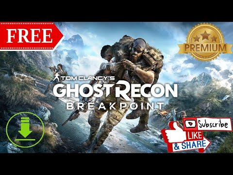 Download Tom Clancy's Ghost Recon Breakpoint FREE PC Uplay | Premium ✔️