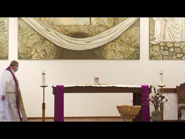 Adoration + Daily Mass
