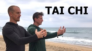 Best Tai Chi for Beginners...Join In - 14 Minute Tai Ji Quan Exercise