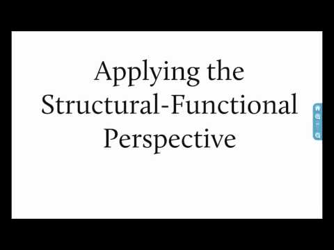 Sociology of Health and Illness: Conflict and Functional Perspectives Part 2