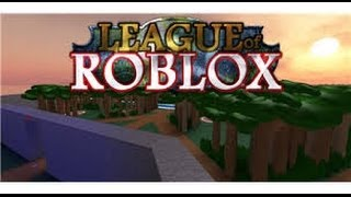Liga von ROBLOX Gameplay w/Huy392