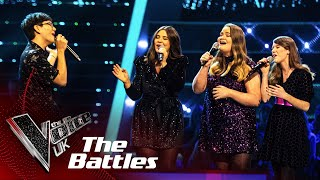 Johannes Pietsch VS Evergreen - 'Songbird' | The Battles | The Voice UK 2020