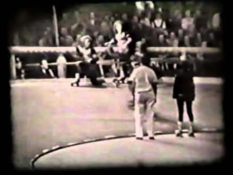 1950 - Roller Derby - the Jolters vs the Westerners