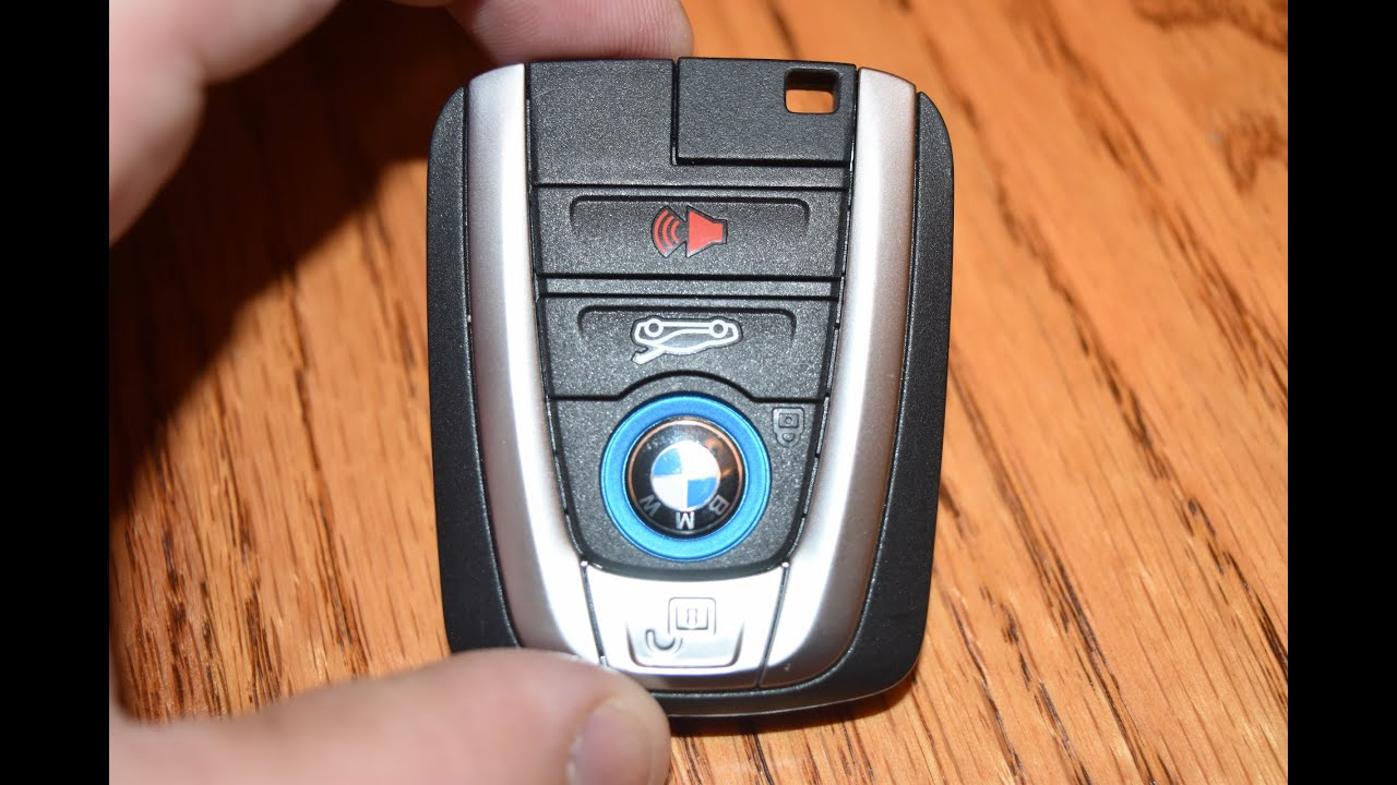 Diy I8 I3 Bmw Key Fob Battery Replacement Change Easy Youtube