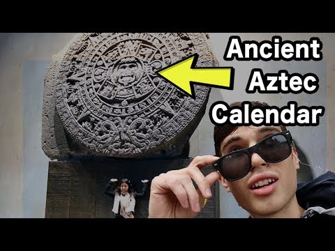 Is the World's Best Museum in Mexico City? — Mexico Travel Vlog #8