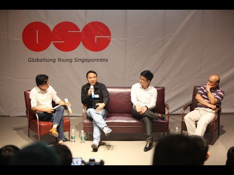 OSG Talk#2 Panel 1 - Can Singapore Technoprenuers Succeed in China?