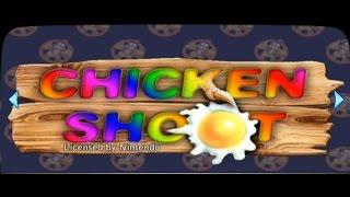 Chicken Shoot - Level 1 The Village - Nintendo Wii