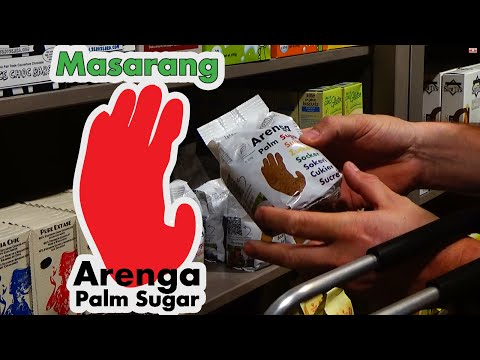 Arenga palm sugar and bio-ethanol 'Village hub' from Masarang