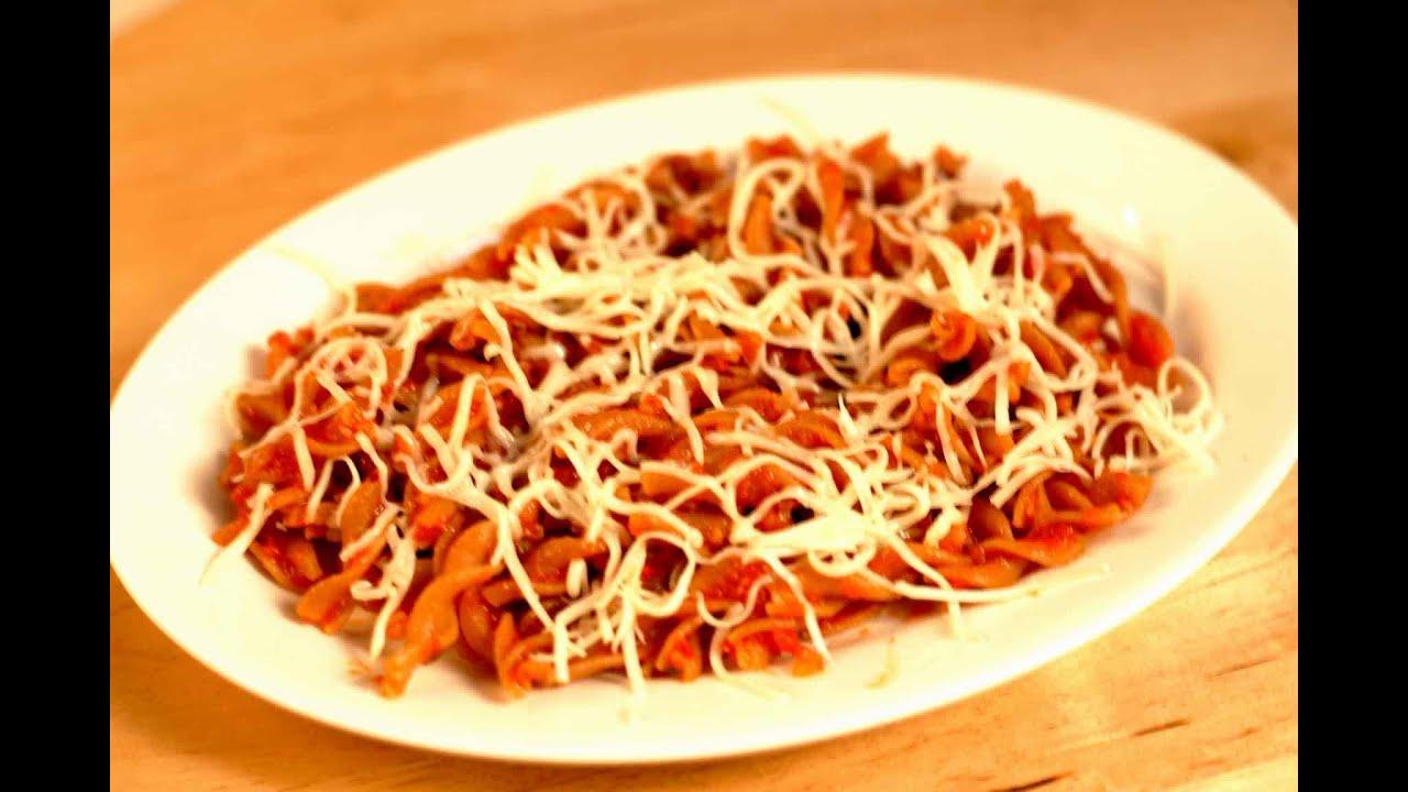 White pasta recipe by sanjeev kapoor