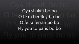 olamide shakti bobo[ lyrics]