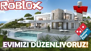 We've Organized Our House It's Been Super!! - Roblox Dominos #2 😜🇹🇷