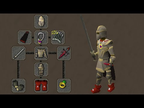 Full Statius and Vesta's Longsword PKing