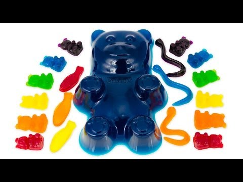Save How to Make a Giant Gummy Bear and other Gummy Candy from Cookies Cupcakes and Cardio Snapshots