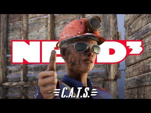 Nerd³ & MATN C.A.T.S. - Part 3 - 'Fun' at the Fairground