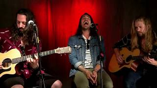 "RED SUN RISING -  ""UNINVITED"" acoustic performance"