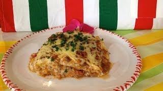 OriginÁlnÍ ItalskÝ Recept Lasagne Bolognese, JednoduchÝ Recept Pro KaŽdÉho, MusÍte VidĚt!!!