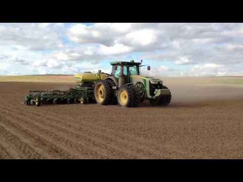 Self Driving Tractor